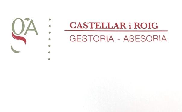 Logo de Gestoría Castellar i Roig